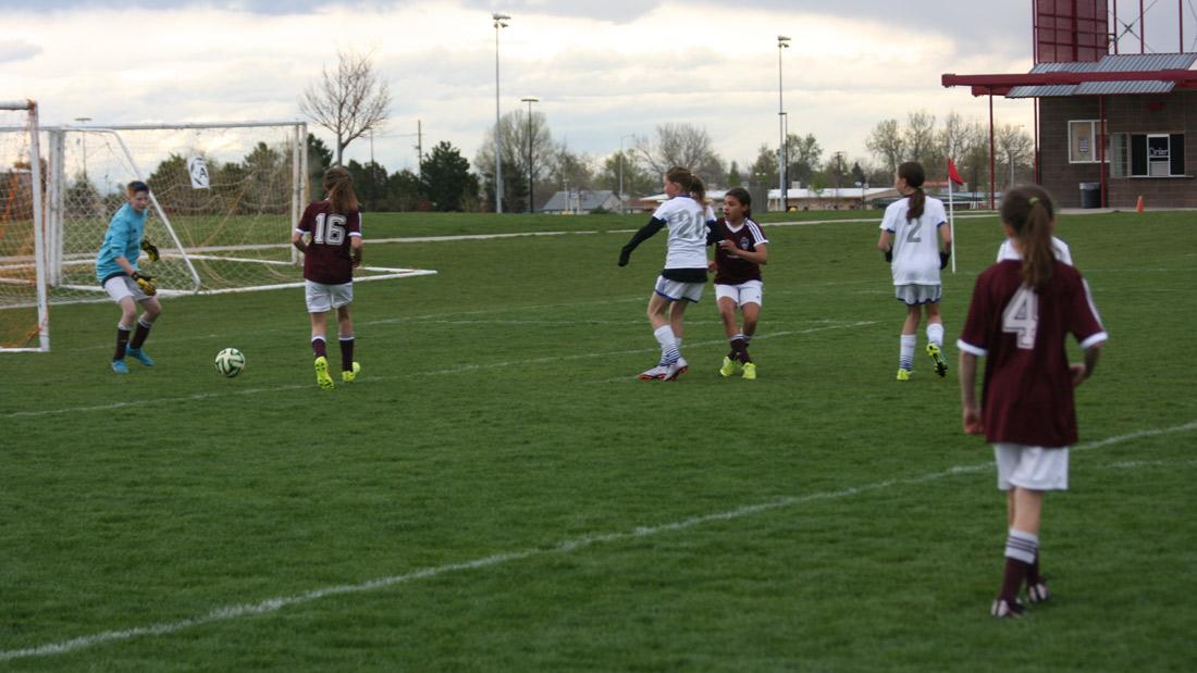 Soccer Positioning